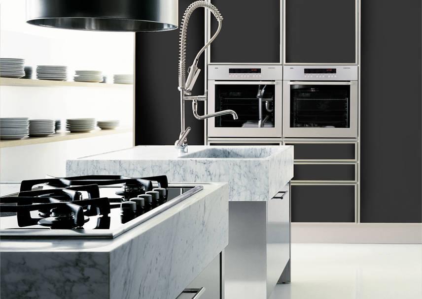 Miscelatori da cucina funzionalit e design al servizio for Grande design della casa