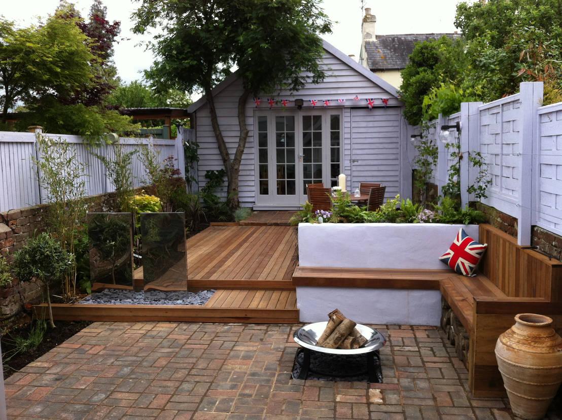 clevere tricks f r balkon und terrasse. Black Bedroom Furniture Sets. Home Design Ideas