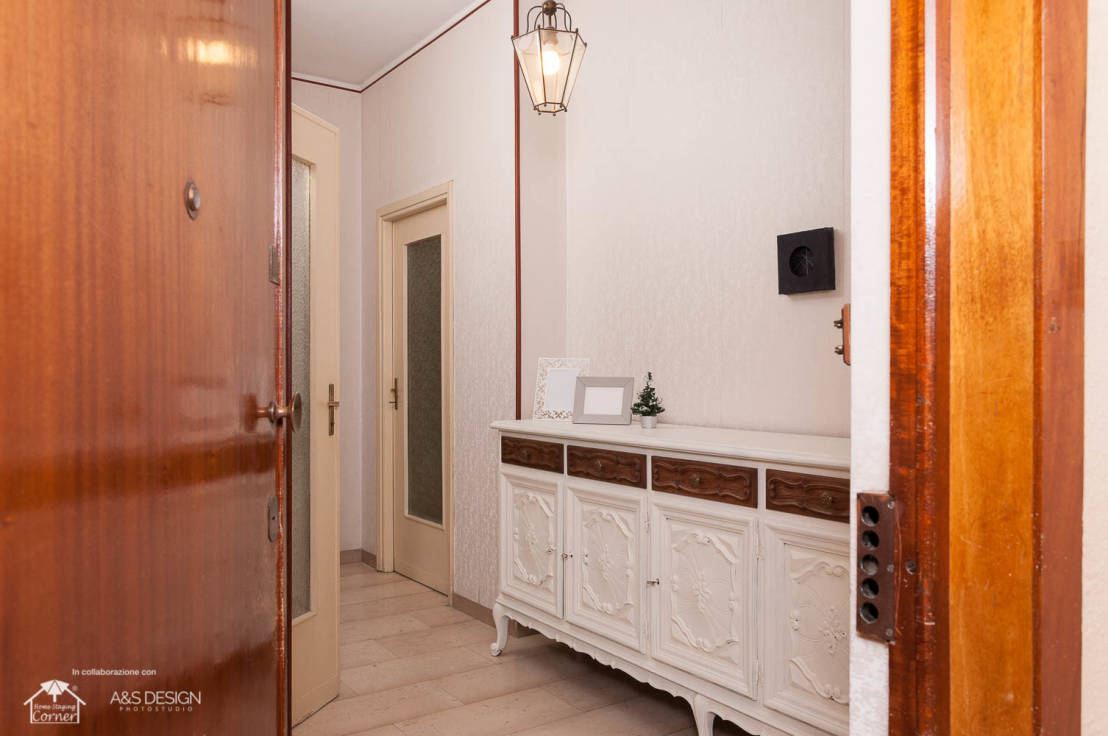 Allestimento di home staging e relooking in chiave shabby for Arredamento shabby chic torino