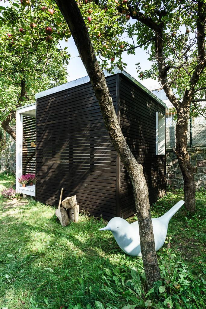 조각작품으로 완성한 예술 정원