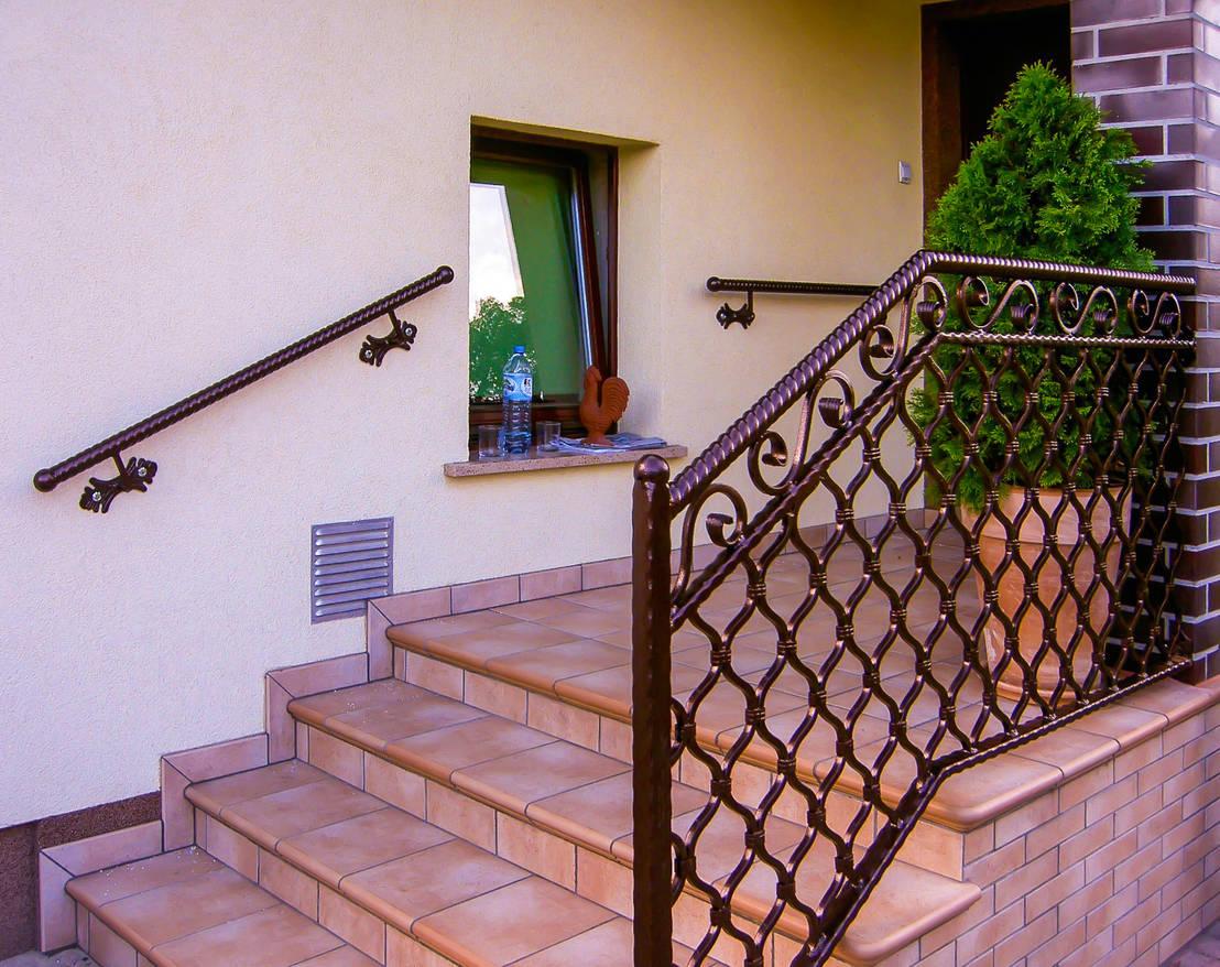 15 rejas de hierro que har n lucir tu casa hermosa y segura - Rejas exteriores ...