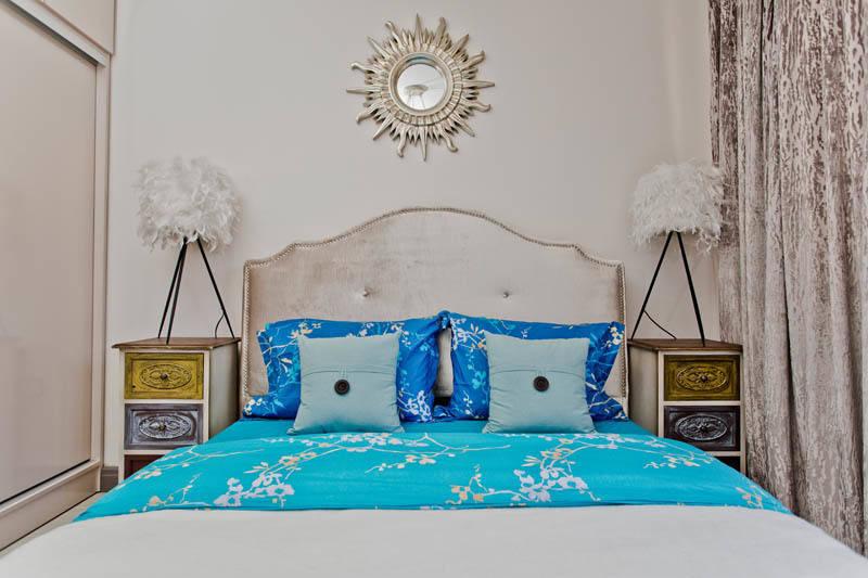 감각적인 침대 아이템 제안