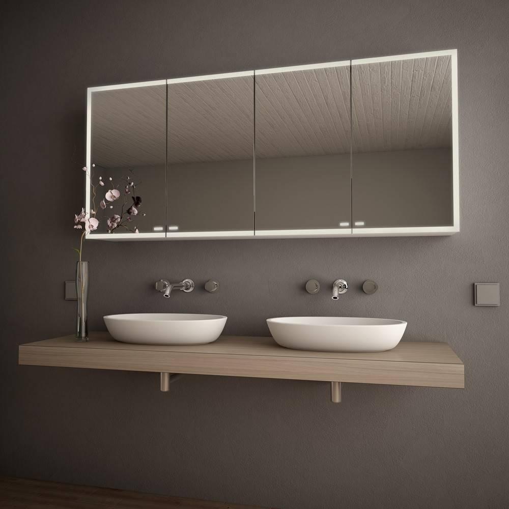 Uno specchio che ci rispecchi for Specchio bagno profilo alluminio