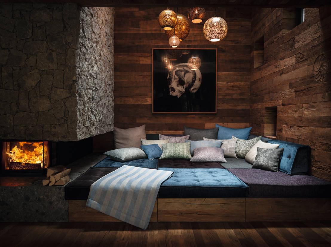 Design-Trend: La vie Bohème im Schlafzimmer