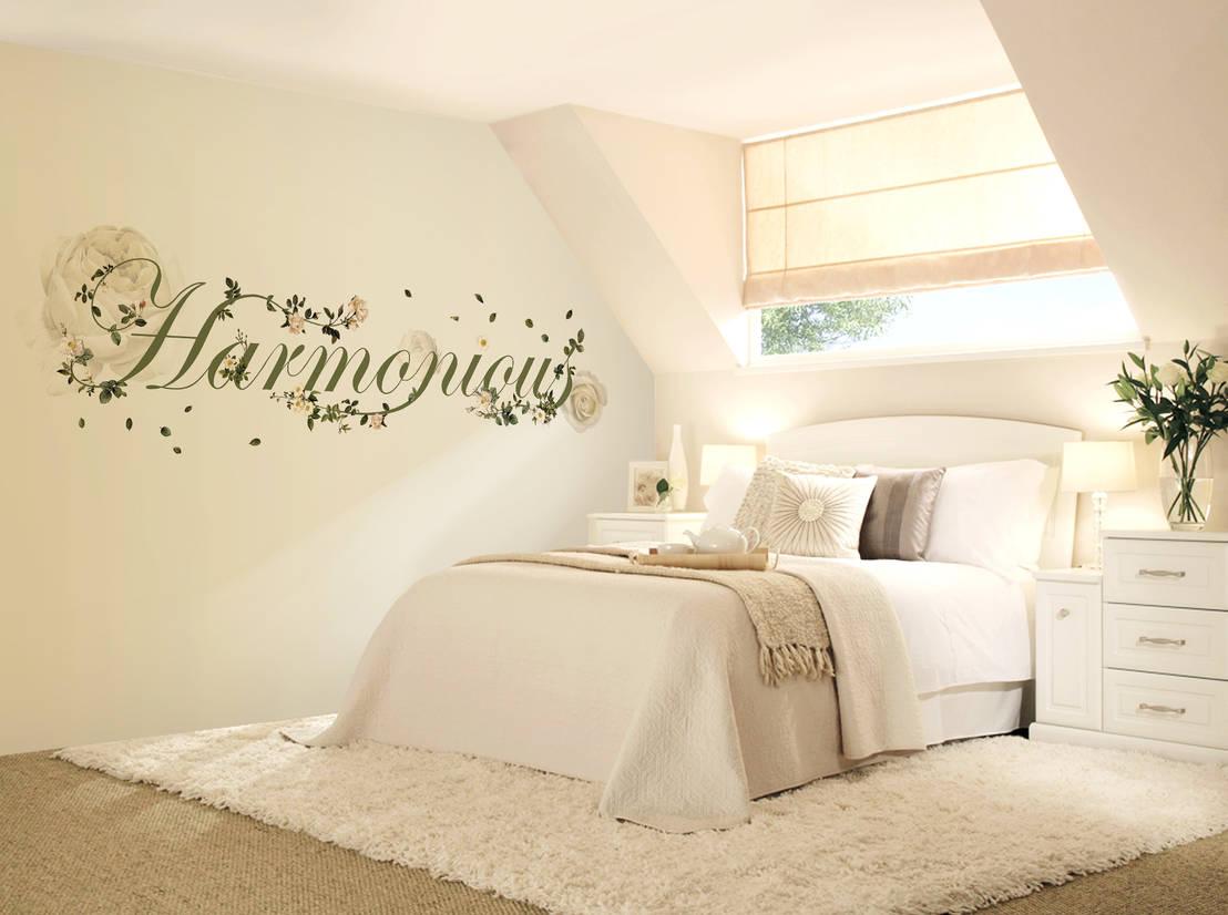 Tipps für die Wandgestaltung im Schlafzimmer, an die du noch nie ...