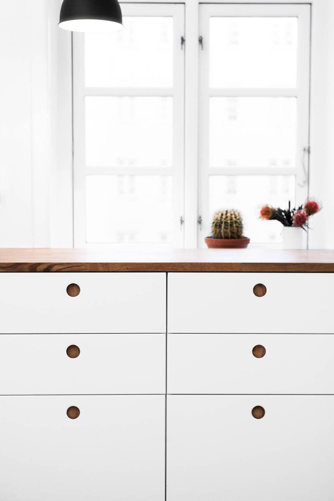 k chenfronten und arbeitsplatten f r ihre ikea k che von reform homify. Black Bedroom Furniture Sets. Home Design Ideas
