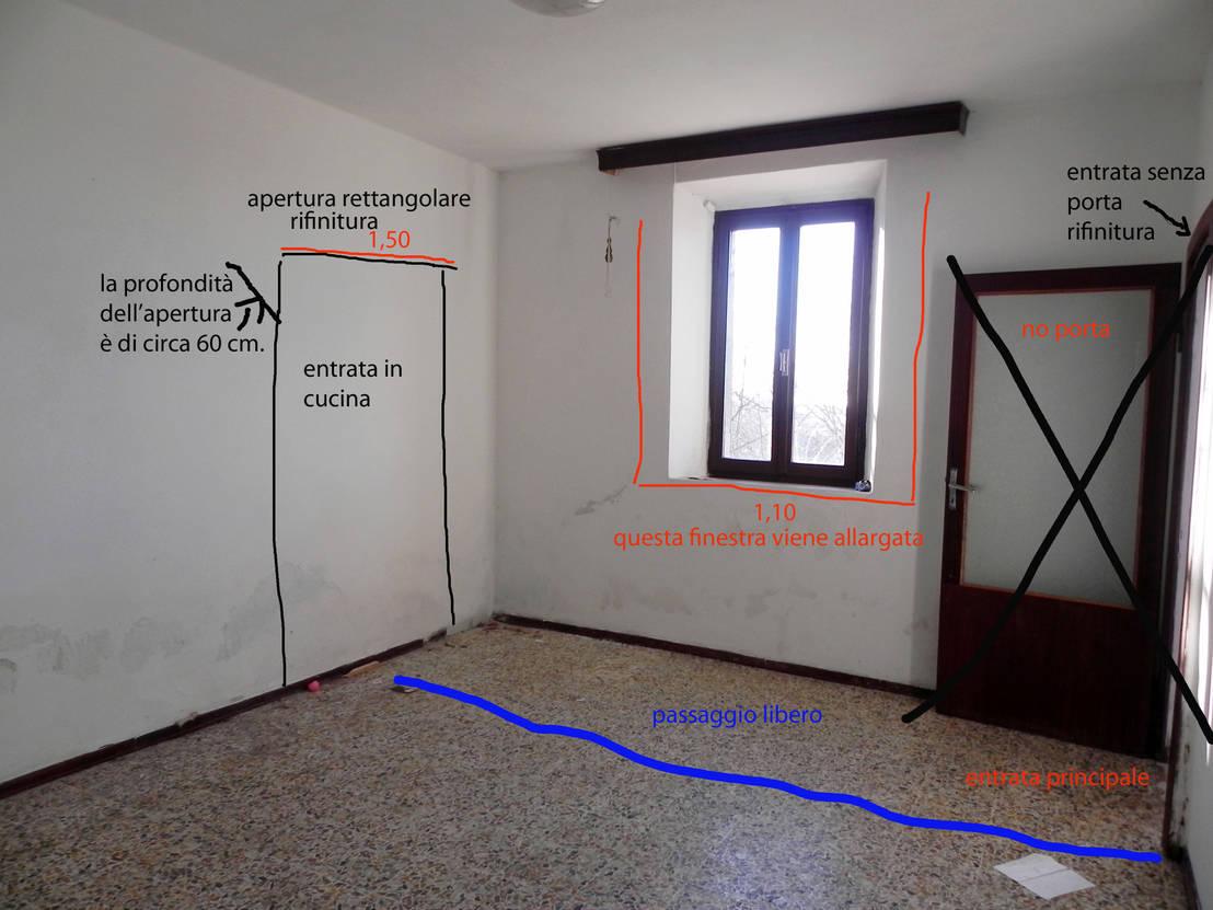 Progetto arredamento di interni di arch giorgia congiu - Arredamento di interni ...