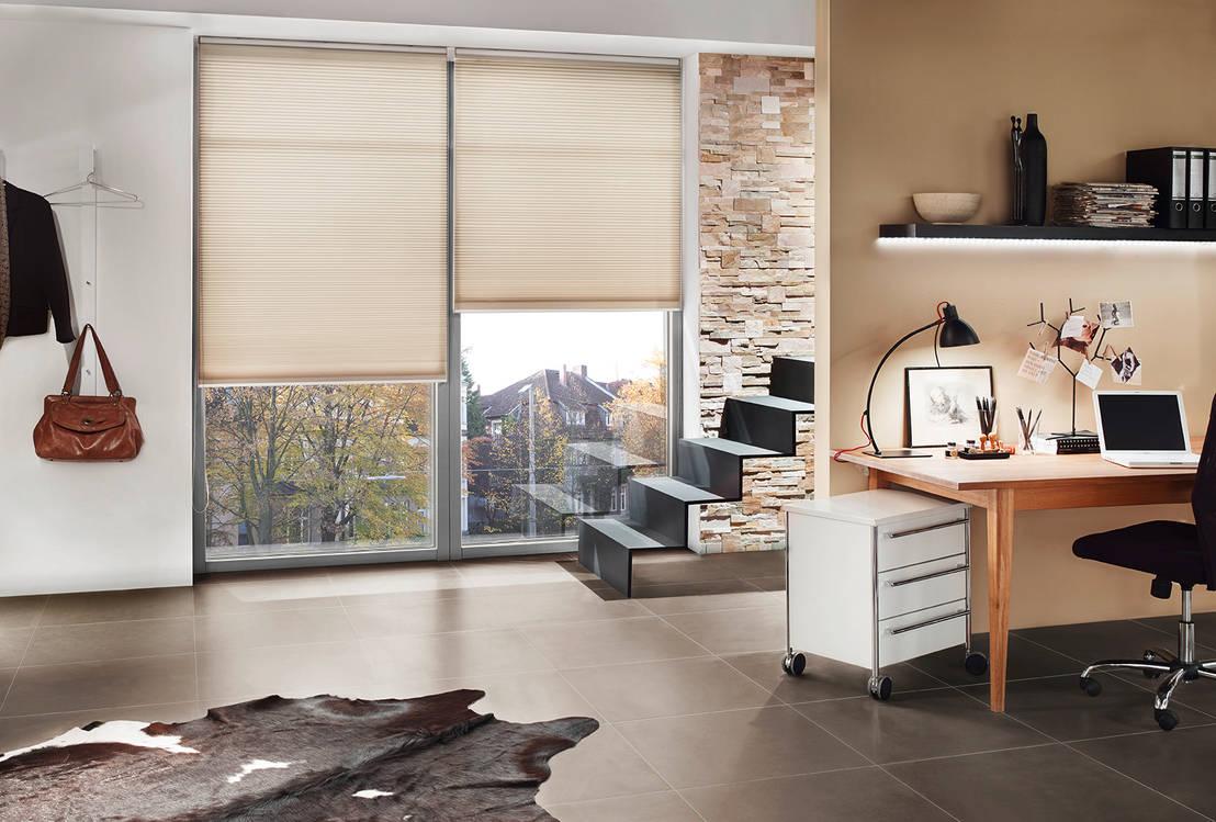 8 tende per porta tra stile colore e funzionalit - Tende per finestra e portafinestra ...