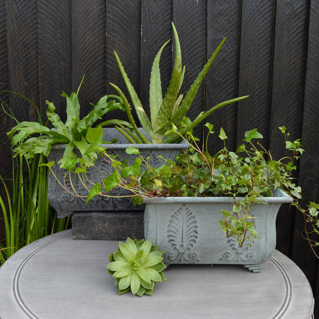 Jardineras de piedra 10 dise os espectaculares - Piedras para jardineras ...