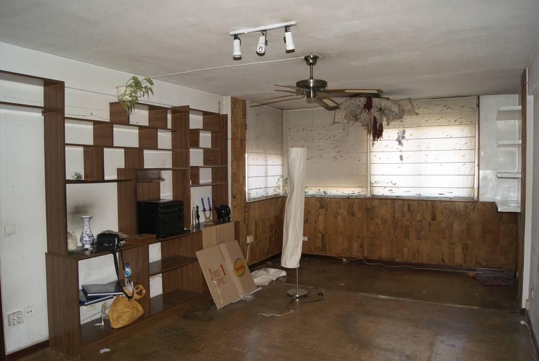 Reforma low cost piso com n convertido en apartamento de - Reforma low cost ...