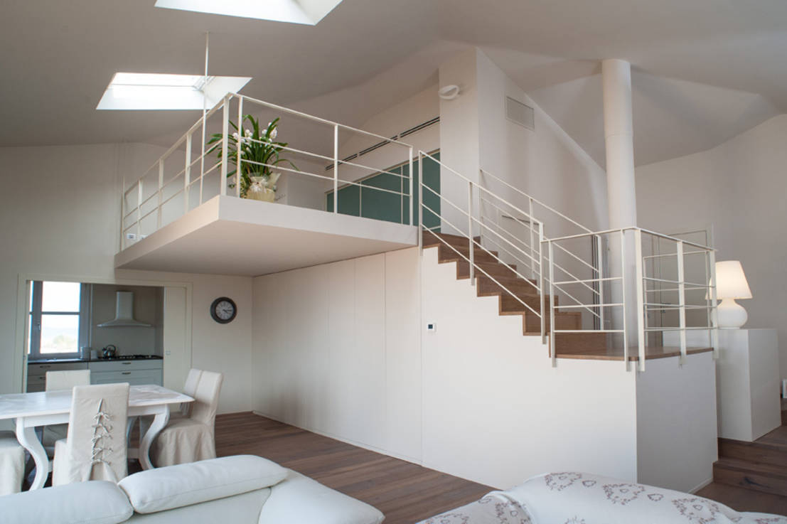 Mezzanine Design Ideas