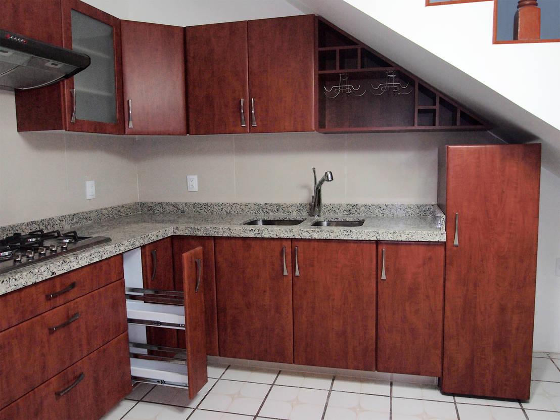6 trucos para aprovechar al m ximo una cocina peque a for Como aprovechar una cocina pequena