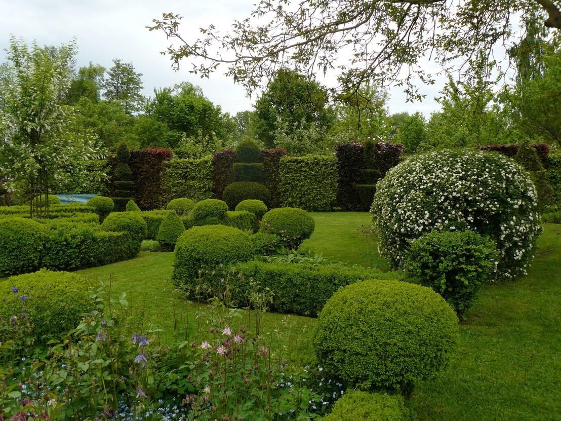 Comment r duire le travail dans le jardin for Emploi entretien jardin