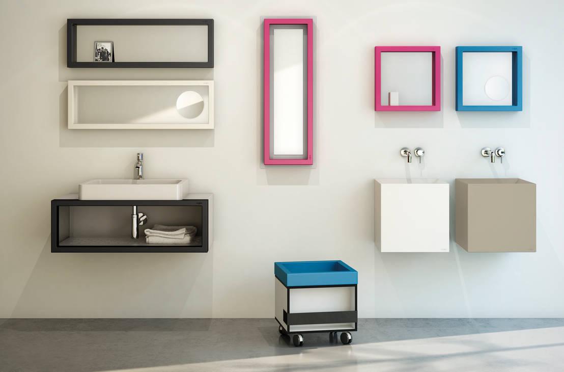 Muebles Para Baño S A De C V Gersa:Lavabos, duchas, accesorios y muebles para el baño flexibles y