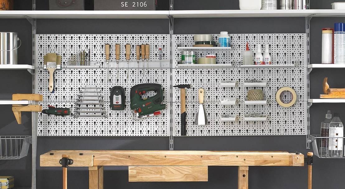 Come creare uno spazio per il fai da te in casa for Piani casa fai da te