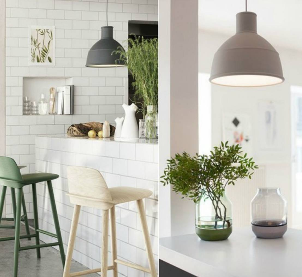Esthetische vormen: mooie ideeën voor de verlichting in huis