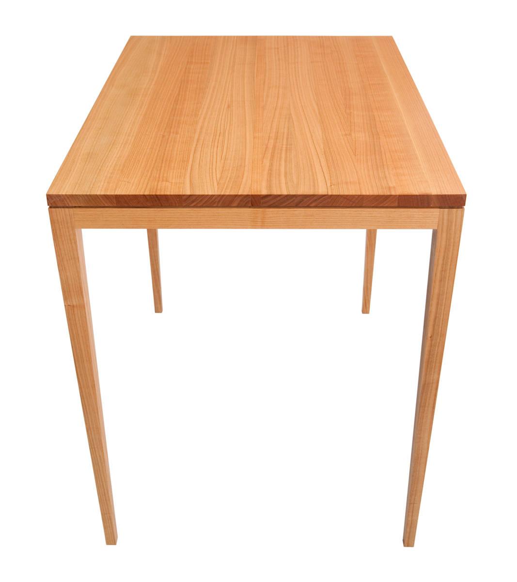 tisch no 1 in kirsche massiv ge lt einzelanfertigung 100 60 75 cm by individual furniture. Black Bedroom Furniture Sets. Home Design Ideas