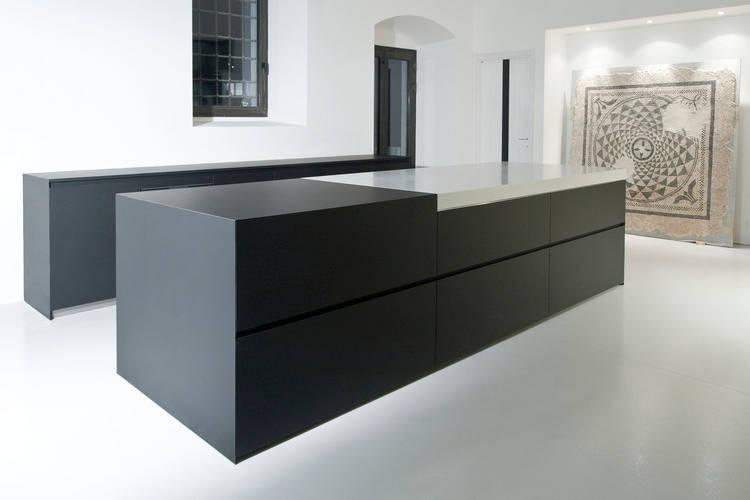 Cucine di design pratiche e tecnologiche - Cucine di design ...
