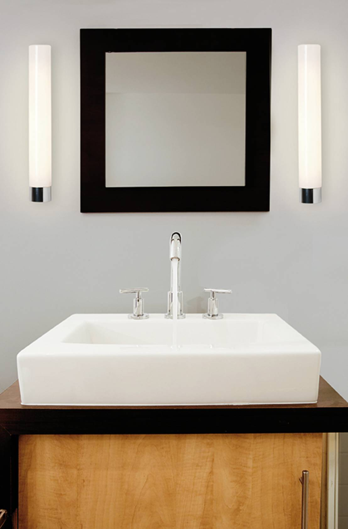 Ideas Baños Originales:Ideas para el baño: espejos originales