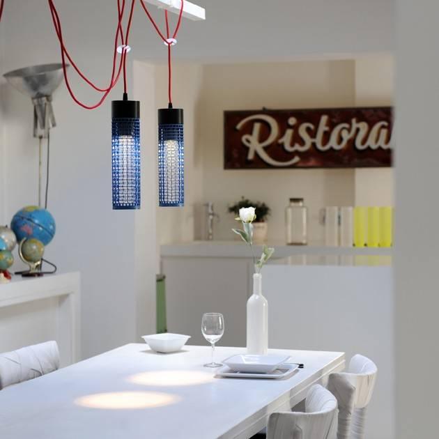 9 lampadari per la cucina davvero irresistibili - Lampadari per cucina soggiorno ...