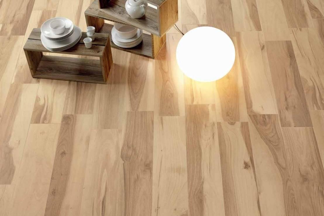 Gres porcellanato finto legno di italiangres homify - Piastrelle finto legno ...