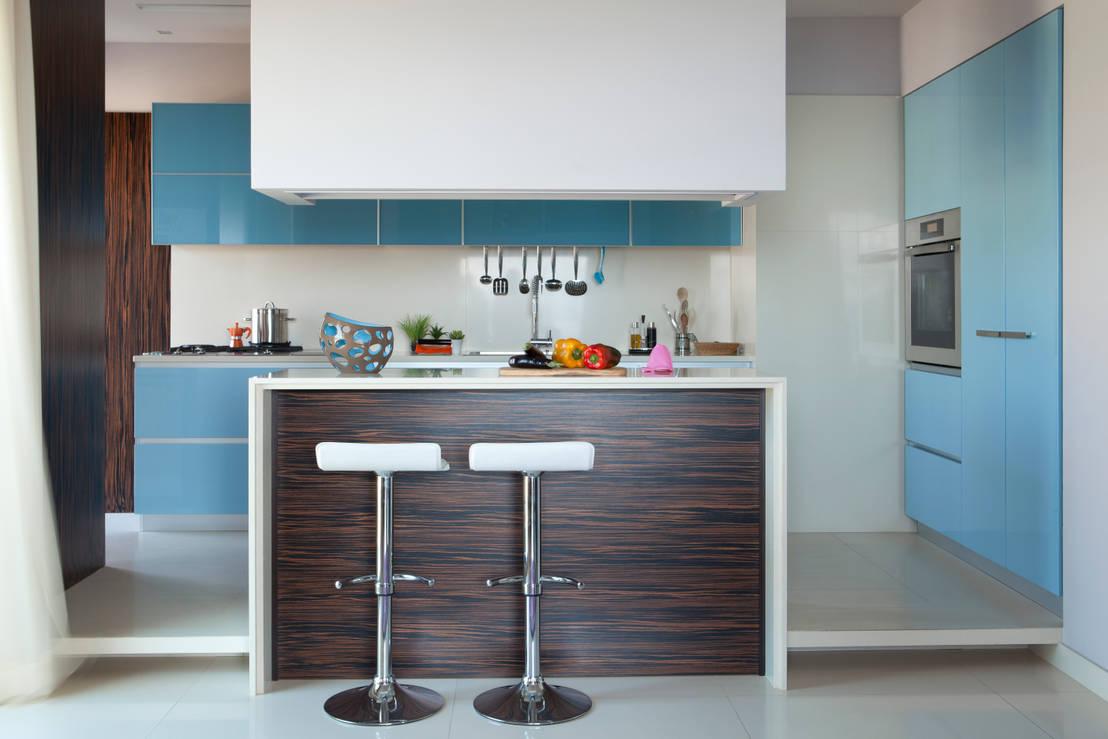 10 fantastiche cucine con isola per rivoluzionare casa - Cucina moderna piccola ...