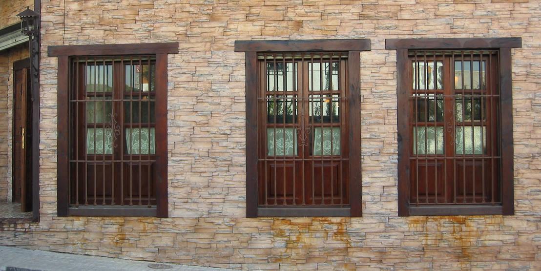 10 ideas fant sticas de ventanas de madera - Hotel puerta del arco ...