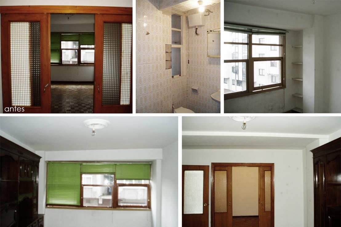 Reforma en una vivienda de protecci n oficial - Casas de proteccion oficial ...