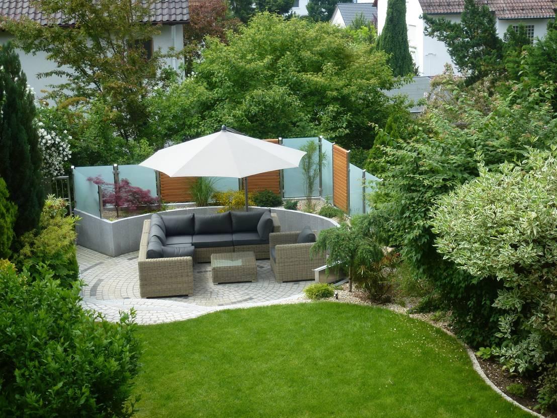 Garten neu gestalten tolle ideen und einfache tipps - Sitzecke garten gestalten ...