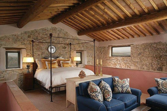 10 fantastici letti in ferro battuto - Camera da letto con baldacchino ...