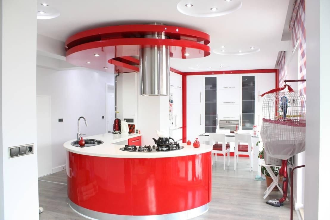 Cocinas modernas 10 estufas de gas espectaculares - Cocinas espectaculares modernas ...