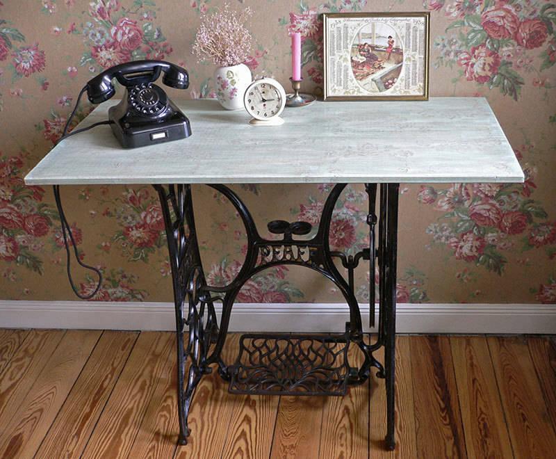 Restaura los muebles de tu abuela y redise a tu casa for Muebles de la abuela