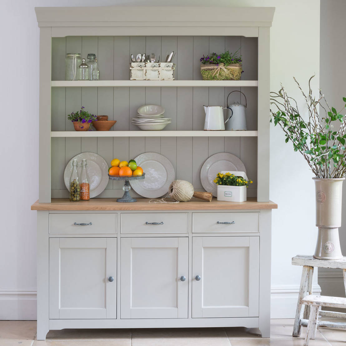 Country Kitchen Dresser: 8 Country Style Sideboards And Cabinets