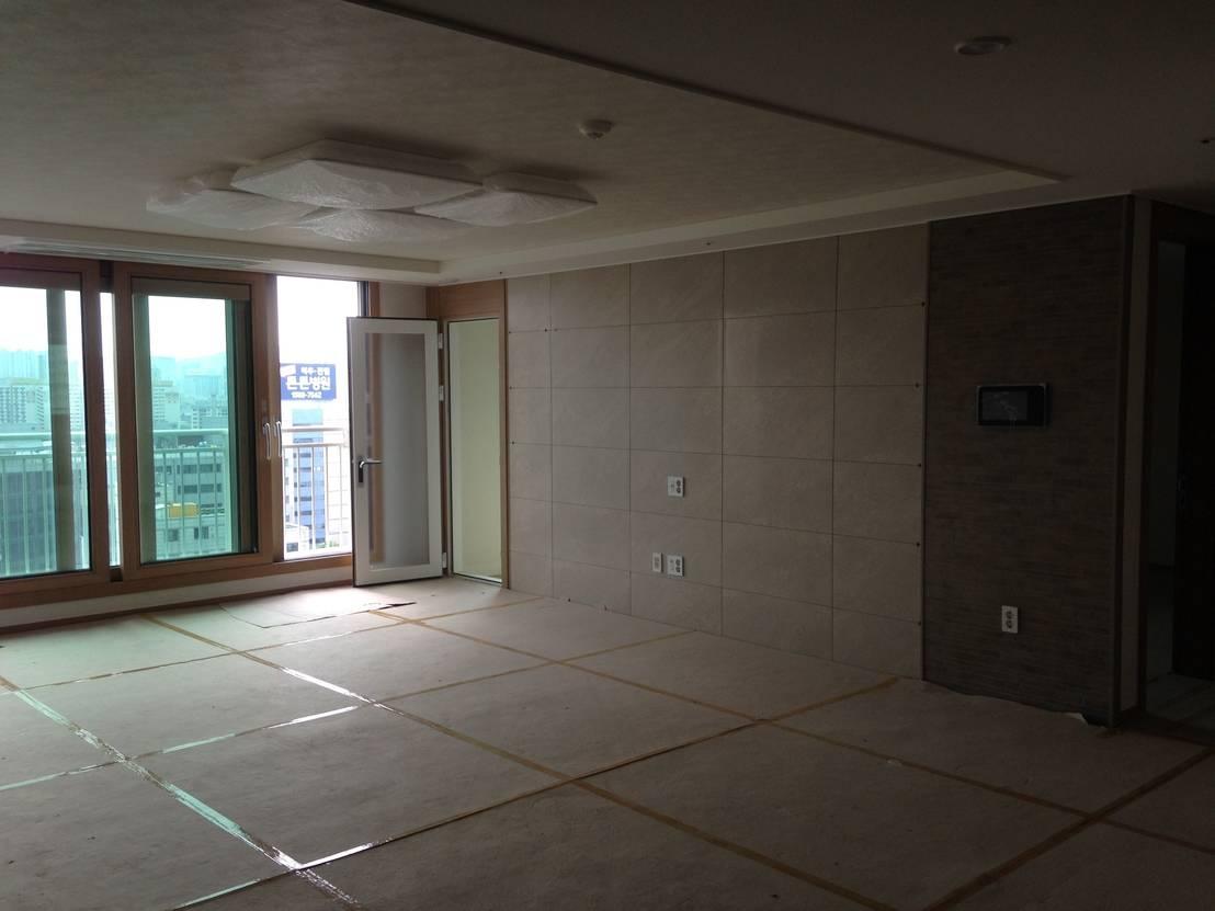 Voor en na de grondige herinrichting van een een ruim appartement - Een appartement ontwikkelen ...