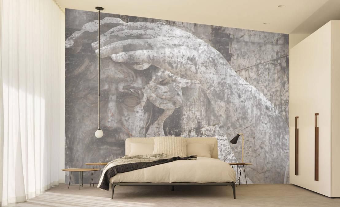 Rivestimenti per pareti spettacolari per una casa unica - Rivestimento parete camera da letto ...