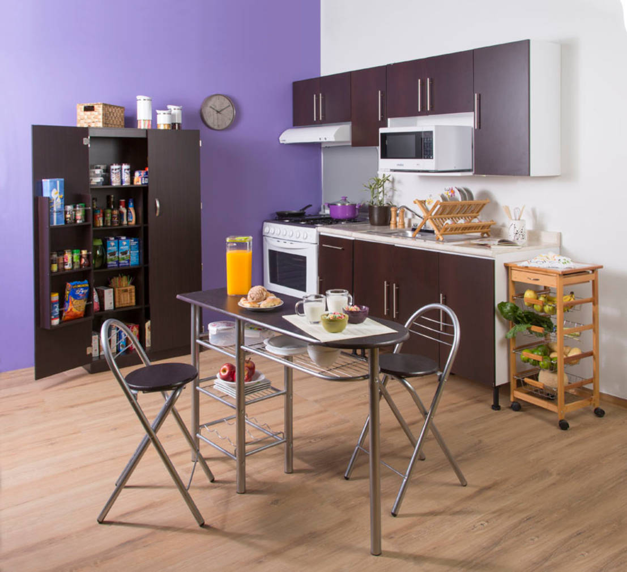C 39 era una volta una cucina piccola - Colori per cucina piccola ...