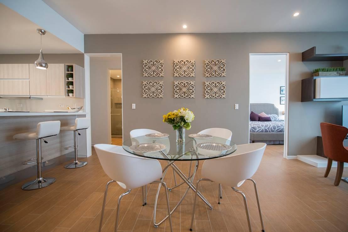mesas redondas por todo el hogar enam rate de su dise o