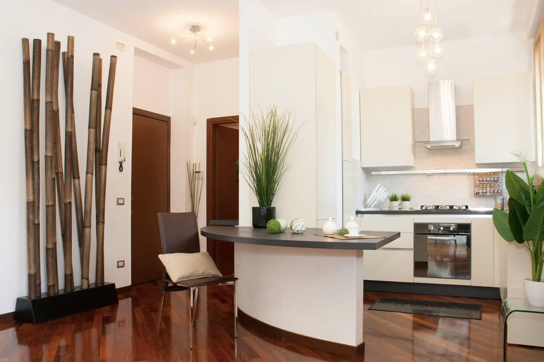 5 idee per separare la cucina dal resto della casa - Idee per la cucina ...