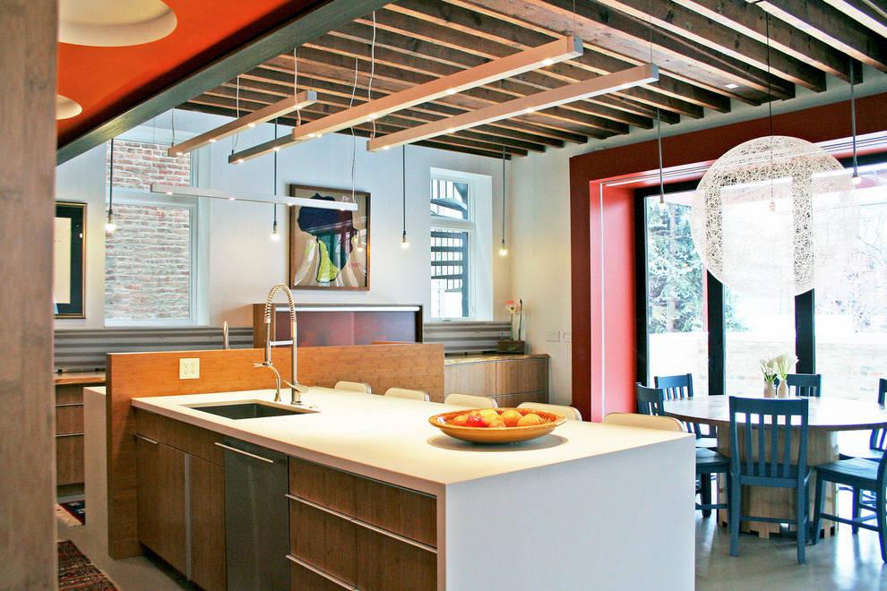 Le 6 migliori idee per illuminare la cucina for Cucina light