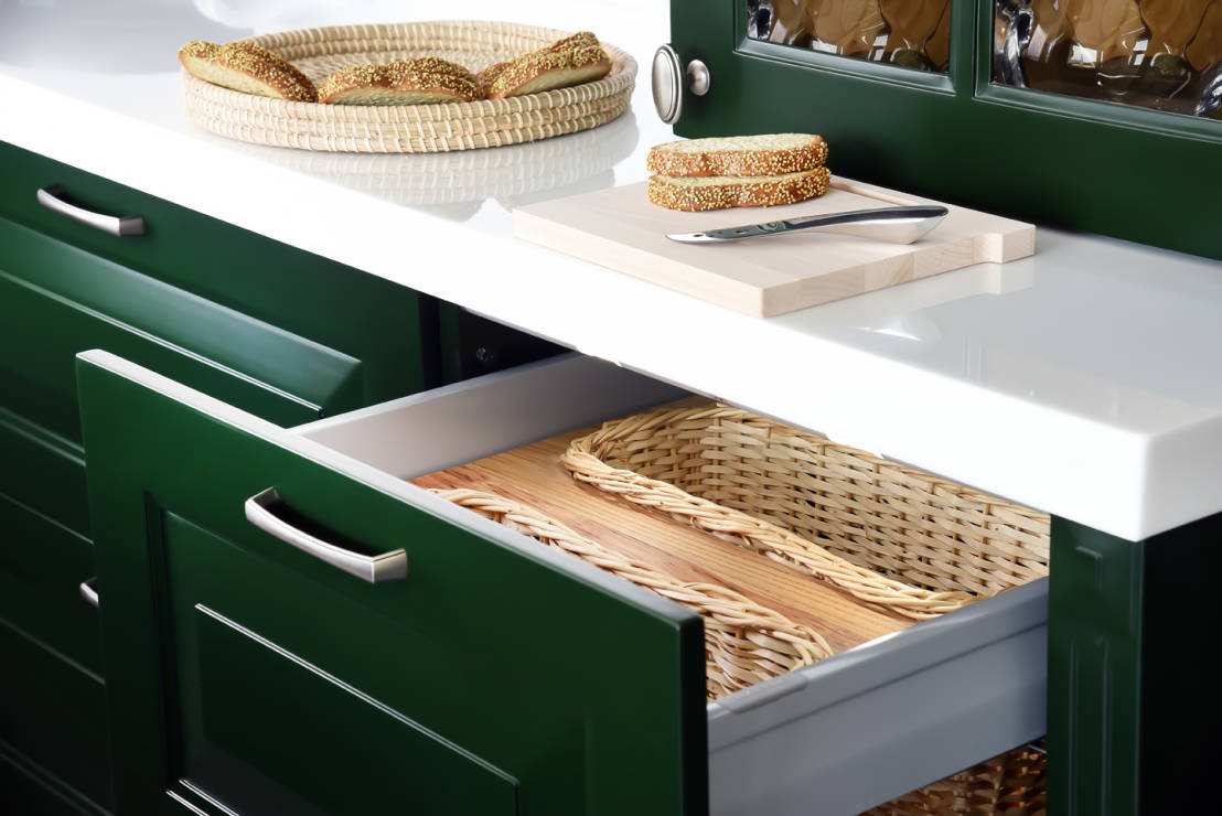 8 practical ideas that will work in any kitchen for Kitchen ideas that work