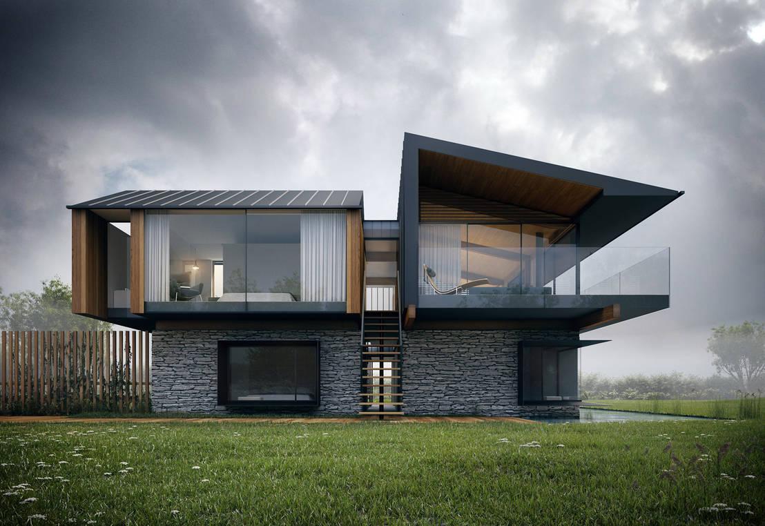 Het huis van de toekomst for Home architecture awards