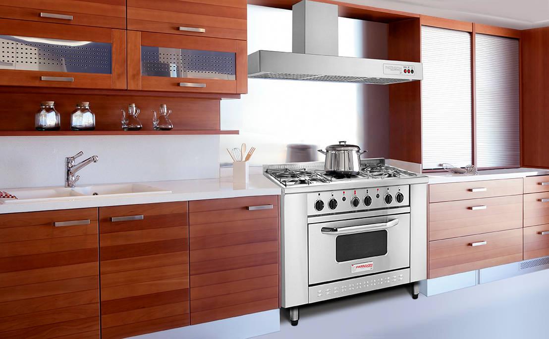 Homify for Cocinas industriales modernas