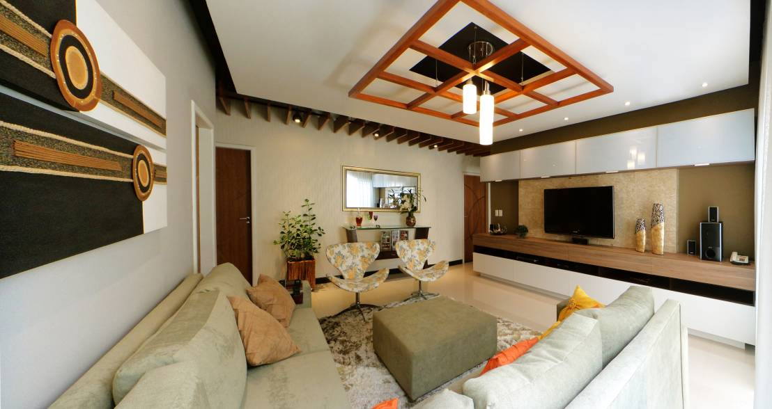 7 dicas para decorar uma sala com formato irregular