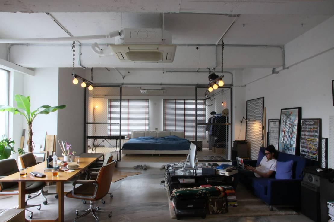 ブルックリンスタイルで男前インテリアを目指す | homify Japan