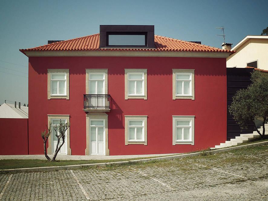 Projecto original de casa cl ssica for Foto casa classica