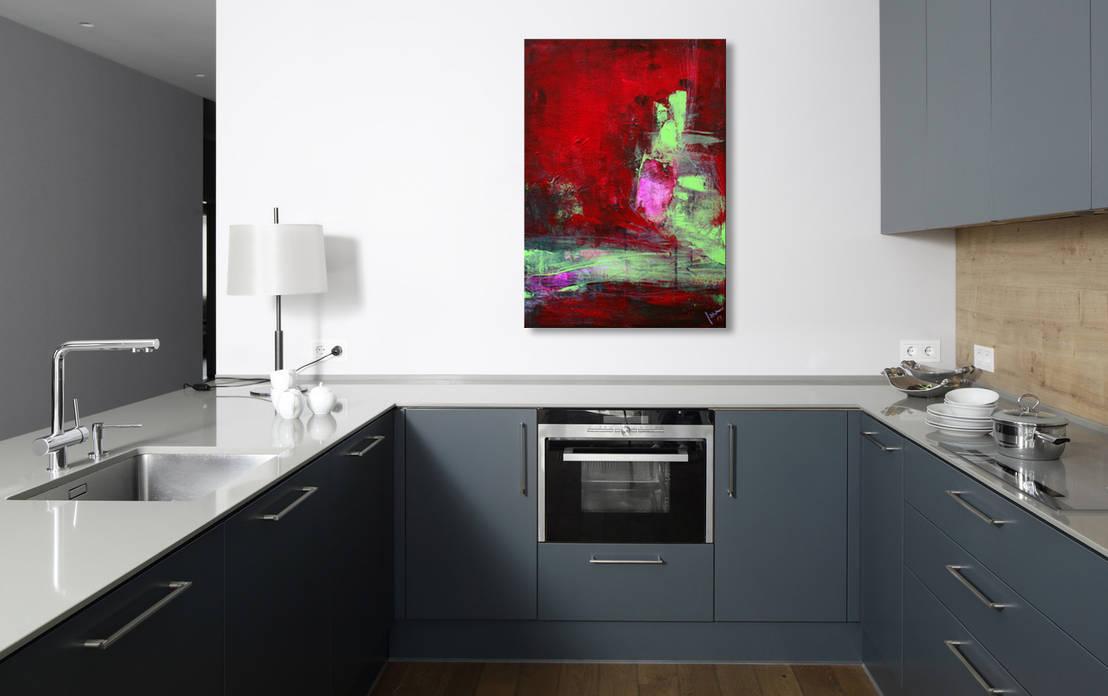 6 consigli per arredare la casa con i quadri - Quadri per arredare casa ...