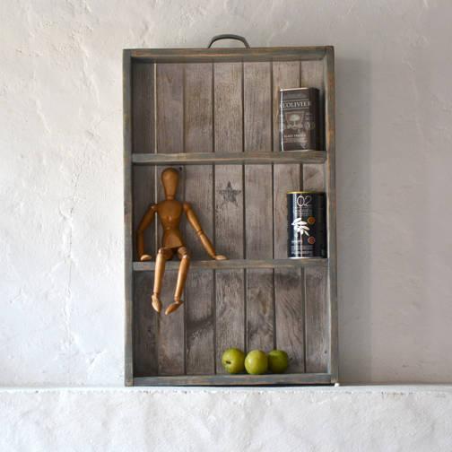 Decoration Recuperation Objets : Objets dÉcoration en bois de rÉcupÉration par l atelier