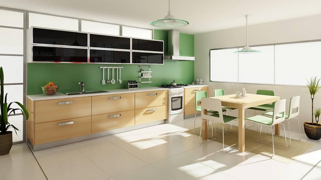 C mo puedo aprovechar mejor el espacio en mi cocina for Donde estudiar cocina