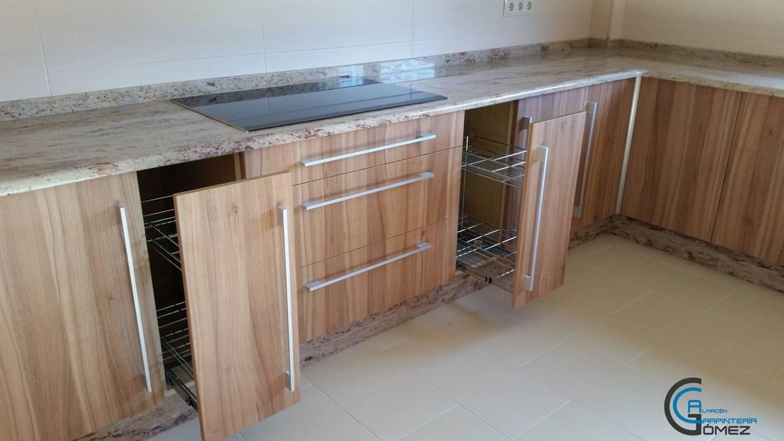 Una cucina bella, economica e assolutamente completa!
