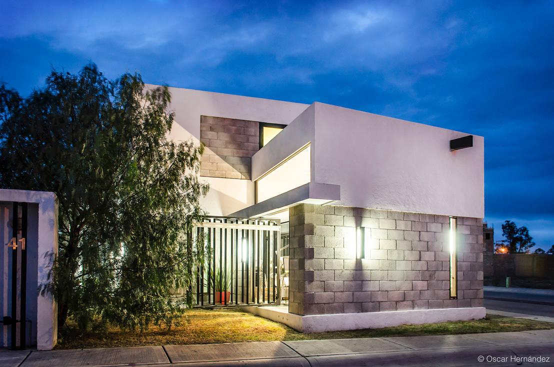 Una casa con bloques de cemento buena bonita y muy barata - Casas muy baratas ...
